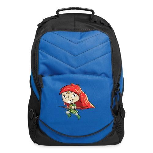 Bowgirl Women's T-Shirt - Computer Backpack