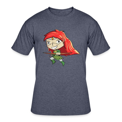Bowgirl Women's T-Shirt - Men's 50/50 T-Shirt