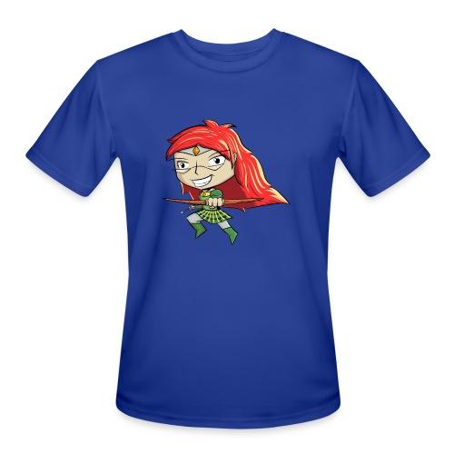 Bowgirl Women's T-Shirt - Men's Moisture Wicking Performance T-Shirt