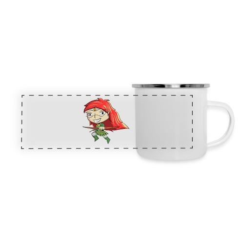 Bowgirl Women's T-Shirt - Panoramic Camper Mug