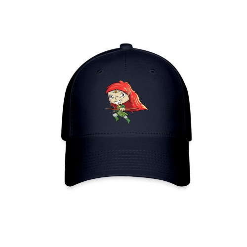 Bowgirl Women's T-Shirt - Baseball Cap