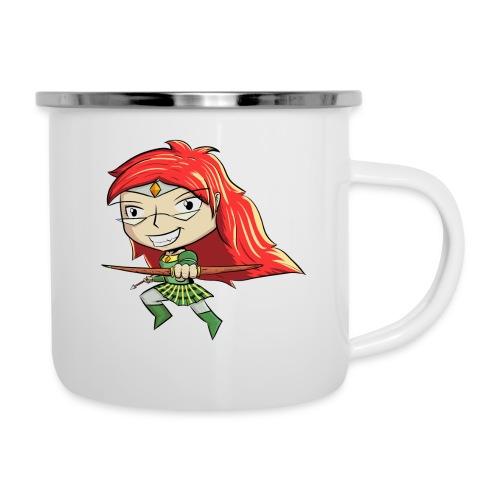 Bowgirl Women's T-Shirt - Camper Mug