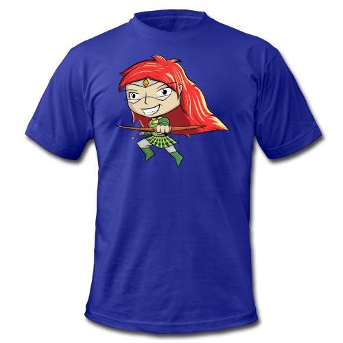 Bowgirl Women's T-Shirt - Men's Fine Jersey T-Shirt