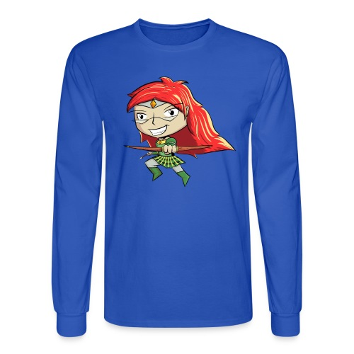 Bowgirl Women's T-Shirt - Men's Long Sleeve T-Shirt