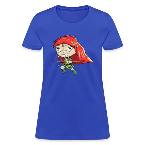 Bowgirl Women's T-Shirt - Women's T-Shirt