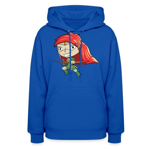 Bowgirl Women's T-Shirt - Women's Hoodie