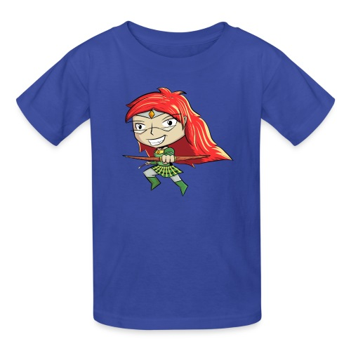 Bowgirl Women's T-Shirt - Kids' T-Shirt