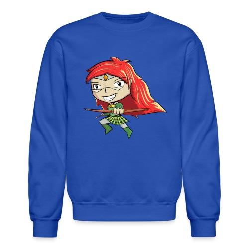 Bowgirl Women's T-Shirt - Crewneck Sweatshirt