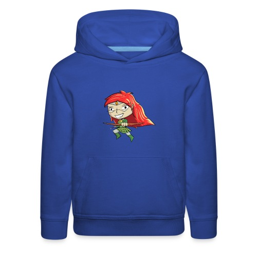 Bowgirl Women's T-Shirt - Kids' Premium Hoodie