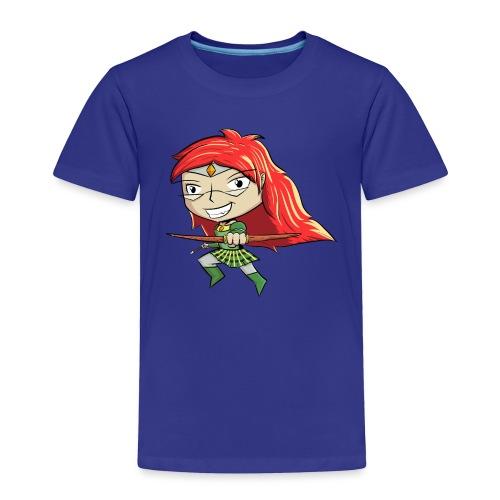 Bowgirl Women's T-Shirt - Toddler Premium T-Shirt