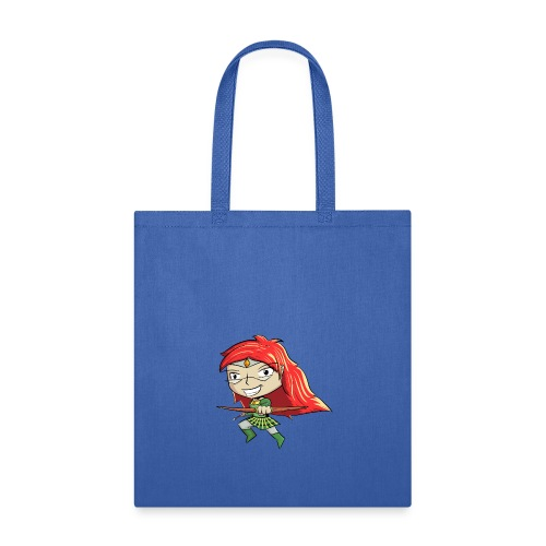 Bowgirl Women's T-Shirt - Tote Bag