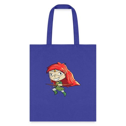Bowgirl Women's T-Shirt - Tote Bag