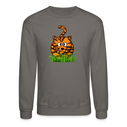 Tiger named Enzo - Crewneck Sweatshirt