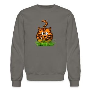 Tiger named Enzo - Crewneck Sweatshirt