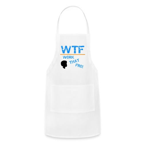 WTF TEE - Adjustable Apron