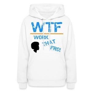 WTF TEE - Women's Hoodie