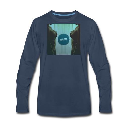 Mammaries - Men's Premium Long Sleeve T-Shirt