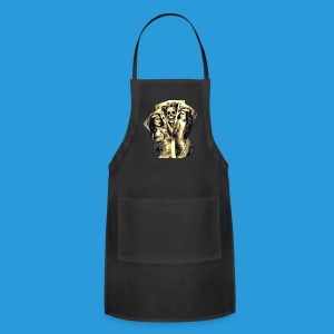 Men's King of Poker T-shirt - Adjustable Apron
