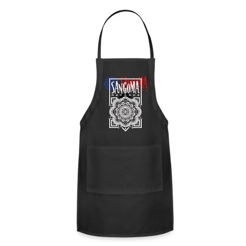 Sangomandala - Adjustable Apron