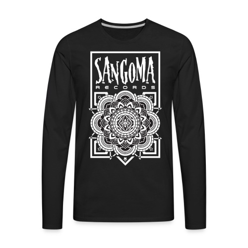 Sangomandala - Men's Premium Long Sleeve T-Shirt