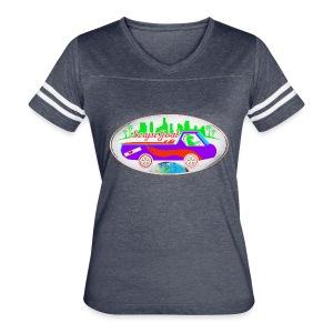 SCAPEGOAT Los Angeles - Women's Vintage Sport T-Shirt