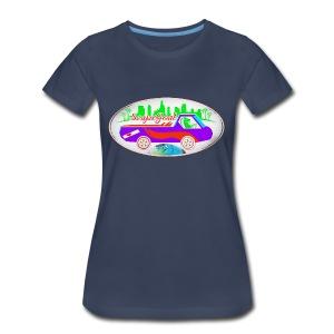 SCAPEGOAT Los Angeles - Women's Premium T-Shirt
