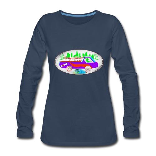 SCAPEGOAT Los Angeles - Women's Premium Long Sleeve T-Shirt