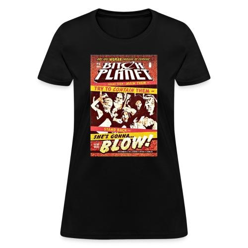 Planet Bitch - Women's T-Shirt