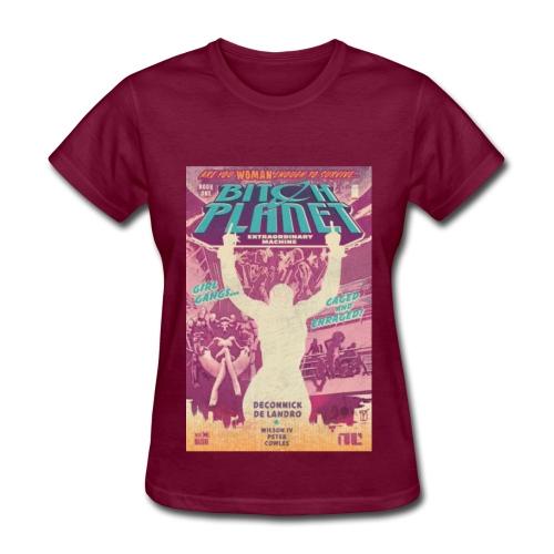 Planet Bitch 2 shirt - Women's T-Shirt