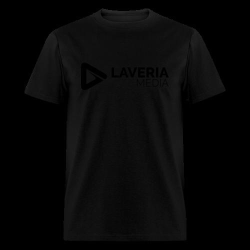 Laveria Media Premium T-Shirt - Men's T-Shirt