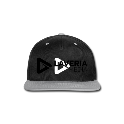Laveria Media Premium T-Shirt - Snap-back Baseball Cap