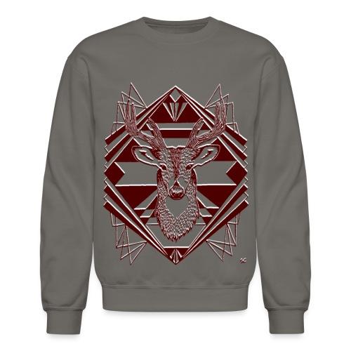 Men's Tee Grey - Crewneck Sweatshirt