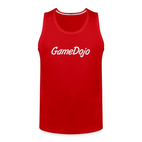 GameDojo Men's Premium Name T-Shirt  - Men's Premium Tank