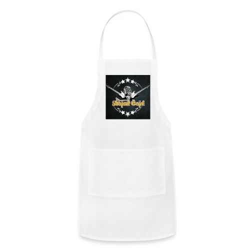 Men's t-shirt: SG logo on metal - Adjustable Apron