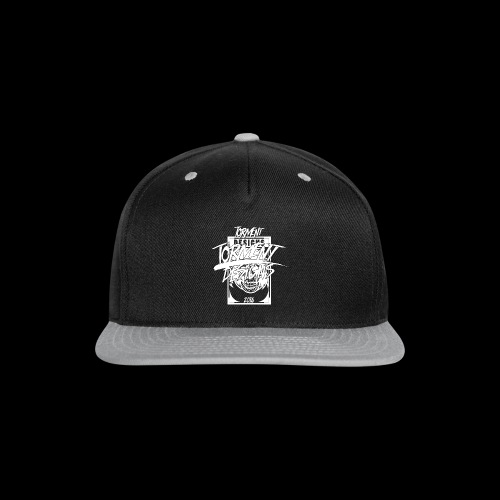 Torment Designs Hoodie - Snap-back Baseball Cap