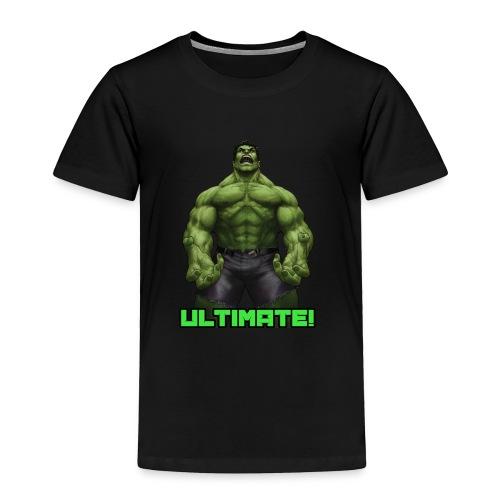 Kids Ultimate T-Shirt - Toddler Premium T-Shirt