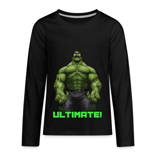 Kids Ultimate T-Shirt - Kids' Premium Long Sleeve T-Shirt