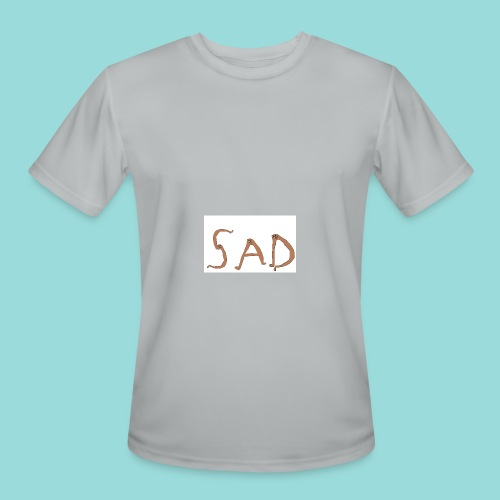 Sad Hoodie - Men's Moisture Wicking Performance T-Shirt