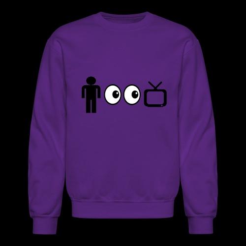 Men's Emoji T - Crewneck Sweatshirt