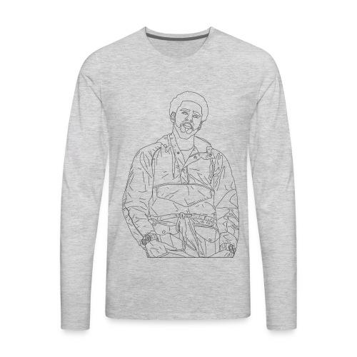 January 28th / T-Shirt - Men's Premium Long Sleeve T-Shirt