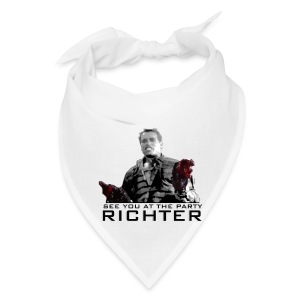See you at the party Richter Tank - Bandana
