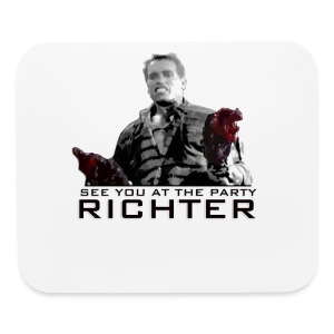 See you at the party Richter Tank - Mouse pad Horizontal