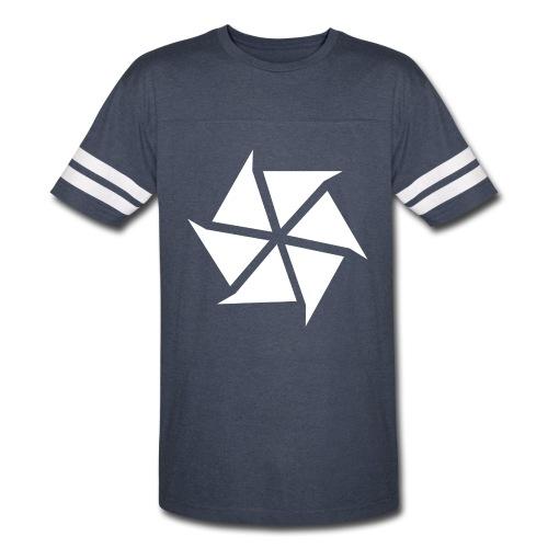 Vadact Logo :: Premium Male T-Shirt - Vintage Sport T-Shirt