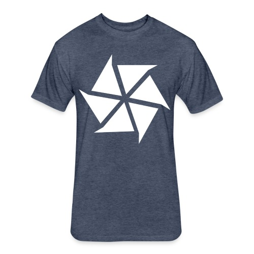 Vadact Logo :: Premium Male T-Shirt - Fitted Cotton/Poly T-Shirt by Next Level