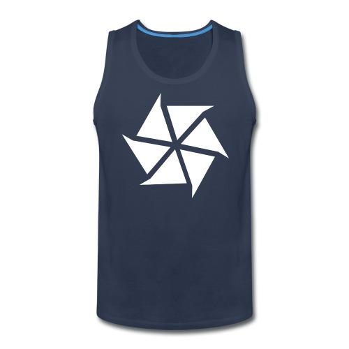 Vadact Logo :: Premium Male T-Shirt - Men's Premium Tank