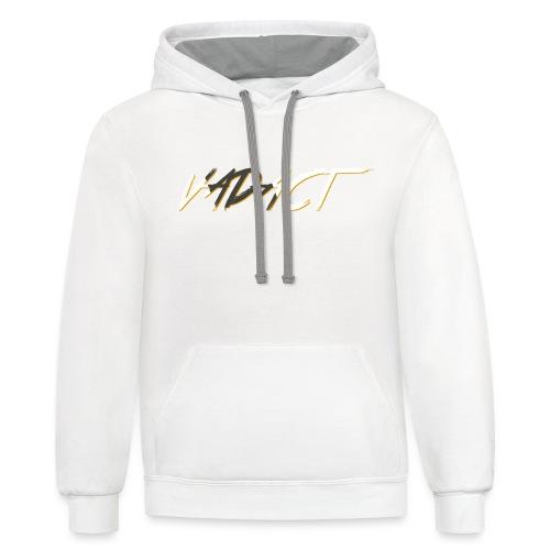 Vadact 2016 :: Premium Male T-Shirt - Contrast Hoodie
