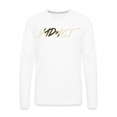 Vadact 2016 :: Premium Male T-Shirt - Men's Premium Long Sleeve T-Shirt