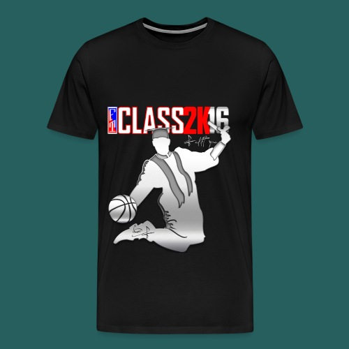 NBA 2k16 - Men's Premium T-Shirt