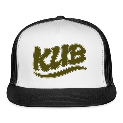 Original Kub Gold Kub Men's T-Shirt - Trucker Cap