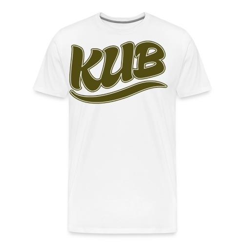 Original Kub Gold Kub Men's T-Shirt - Men's Premium T-Shirt